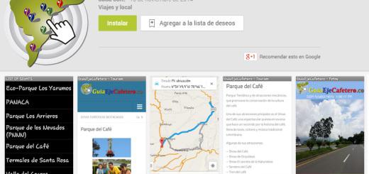 App Oficial GuiaEjeCafetero