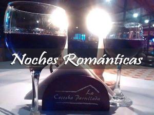 Noches Romanticas - La Cosecha Parrillada