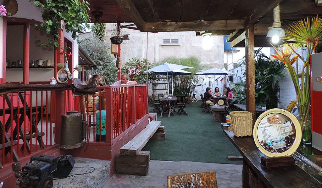 La Ruana Café Tertulia