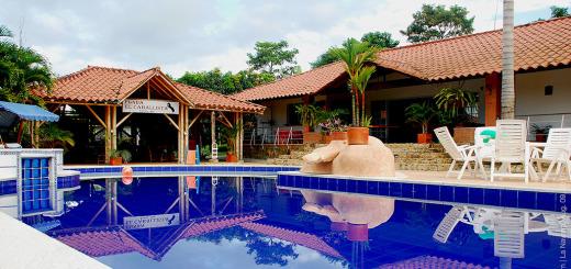 Eco-hotel Chalet La Navarra