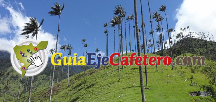 Sitios Turísticos del Eje Cafetero