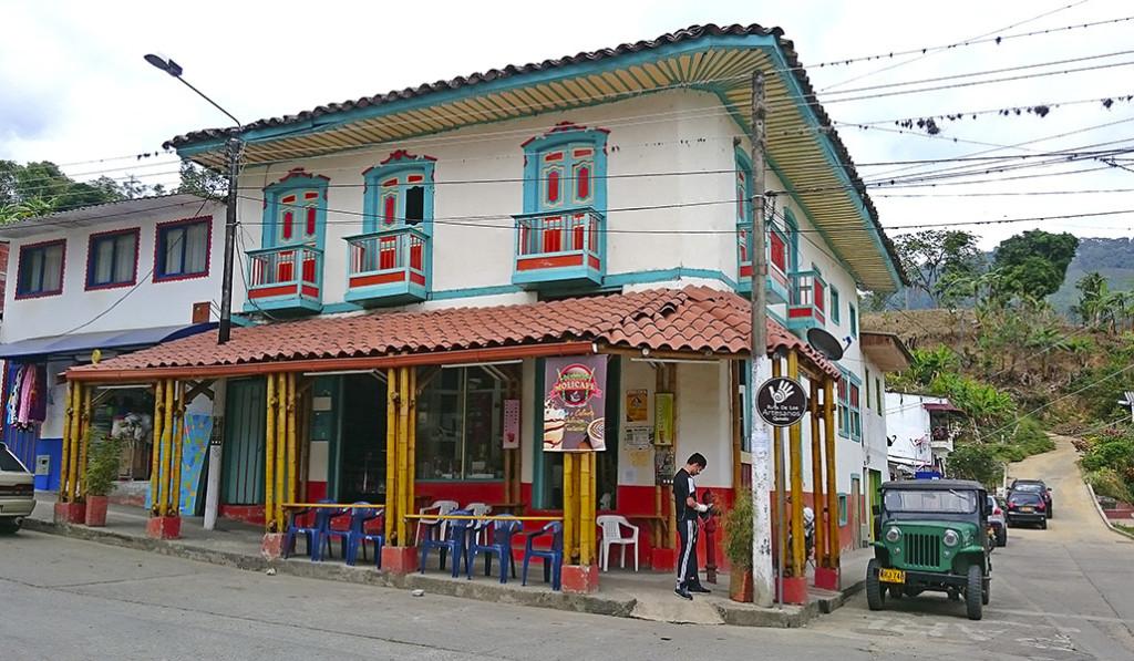 Molinari Café y Guadua
