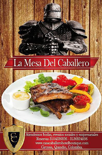 Casa Caballero Restaurante