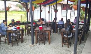 Restaurante Punto Colombia