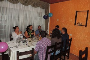 "Restaurante ""Mr. Jhon's"""