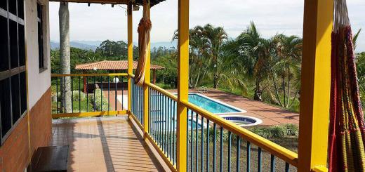 Finca Eco-Turística Balcones de Bellavista