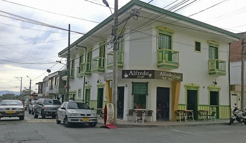 Alfredo Café