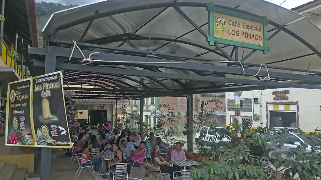 Café Los Pinaos