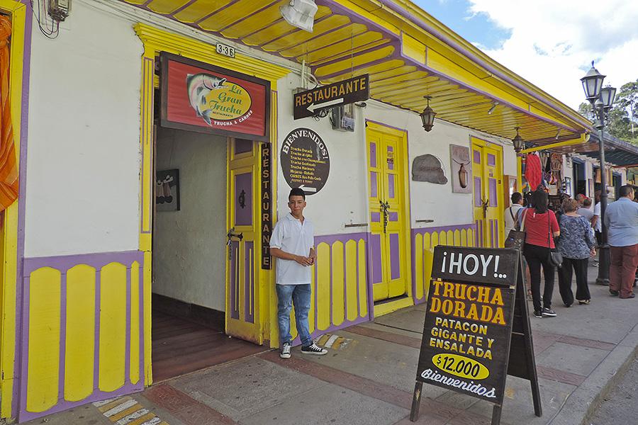 Restaurante La Gran Trucha