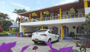 Finca Hotel Villa Jardín